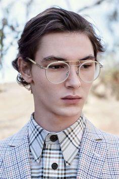 d71e83e3c0 Titanium Designer Sunglasses Calvin Klein's Summer 2018 Line is Bold and  Unpredictable (TrendHunter.com