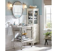 1000 Images About Small Bathroom On Pinterest Consoles