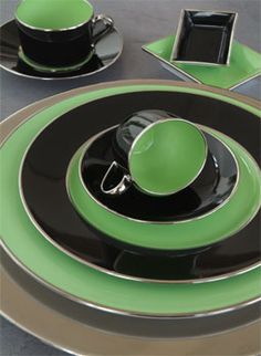 The Galaxie collection from Legle is available in 36 color nuances. Mix and match the tableware as you please. Go to www.kiboliving.com for more information. Kibo Living is the exclusive agent of Legle in the Nordic countries, and we sell both to private consumers and business to business clients.  We look forward to hearing from you.