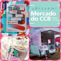 Cargo - Village Underground Lisboa a 2 de Abril; Museu do CCB - Centro Cultural de Belém a 3 de Abril