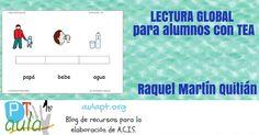 Raquel Martín Quitián es nuestra nueva colaboradora, ella nos envía un gran trabajo realizado por ella para sus propios alumnos y con muy buenos resultado,