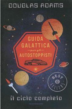 mondadori - guida galattica per autostoppisti