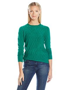 Sag Harbor Women's Long Sleeve Braided Cable Crew Neck Ca... https://www.amazon.com/dp/B01GDZLRC0/ref=cm_sw_r_pi_dp_x_5WAlybMBMZHCP