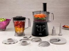 Multiprocessador 2 Velocidades 500W - Philips Walita Daily Collection