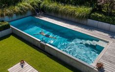 , T Groene Plan Herent Bio Pool Hoch Exklusives Wohnen und Garteninspiration. , T Groene Plan Herent Bio Pool Hoch Exklusives Wohnen und Garteninspiration Small Swimming Pools, Small Pools, Swimming Pools Backyard, Swimming Pool Designs, Pool Landscaping, Lap Pools, Indoor Pools, Kiddie Pool, Landscaping Software
