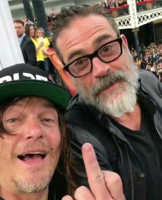 Jeffrey & Norman ❤