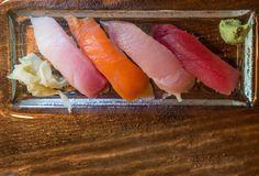 The 21 Best Sushi Spots in America >> Ichi Sushi in SF + Sushi Ran in Sausalito