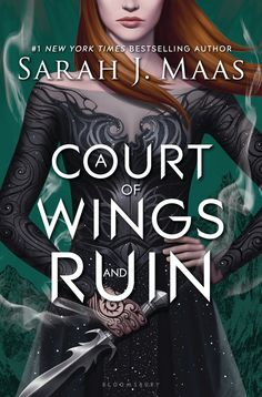 Sarah J. Maas shares excerpt from 'A Court of Wings andRuin'
