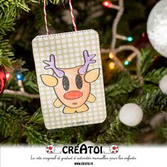 Tes décorations en papier - De jolies décorations en papier pour décorer ton sapin !