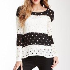 Larsen Grey Sweater