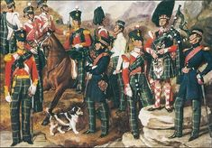 74th Highlanders 1846