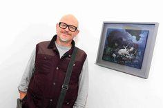 thirty' artist Michael Beirne — at Garter Lane Arts Centre.