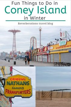 Fun Things to Do in Coney Island in Winter - Reverberations