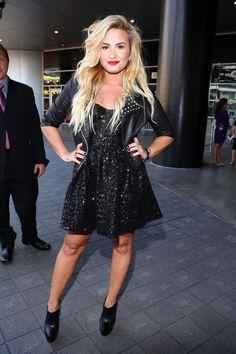 MTV Video Music Awards 2012 Alfombra Roja | Ella es Fashion