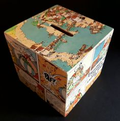 Hey, I found this really awesome Etsy listing at https://www.etsy.com/uk/listing/259872501/asterix-obelix-money-box-decoupaged-with