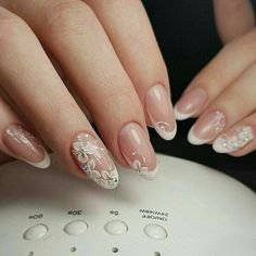 50 Top Best Wedding Nail Art Designs To Get Inspired