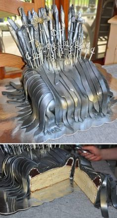 Game of Thrones: la torta