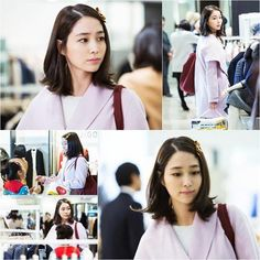 "Lee Min Jung Looks Cute In Still Shots from ""Come Back, Mister"" 
