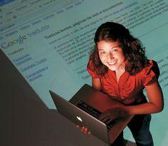 """A língua do google -  Revista Veja -  *sugestão de texto"""" para plano de aula (Revista Escola)"""