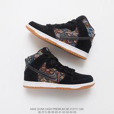 new style 16e1b 49e62 171 030 Dunk Sb Ethnic Totem Nike Dunk High Premium Sb