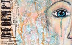 Art Journaling Mixed Media: Redemption