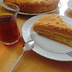Marlenka Bal Pastası (Honigkuchen) Tarifi nasıl yapılır? 223 kişinin defterindeki bu tarifin resimli anlatımı ve deneyenlerin fotoğrafları burada. Yazar: Elif Akif