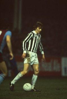2 Mar 1983:  Zbigniew Boniek of Juventus