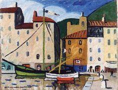 port de Cassis par Louis Mathieu Verdilhan
