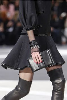 Chanel RTW FW 2013/ Runway/ Black