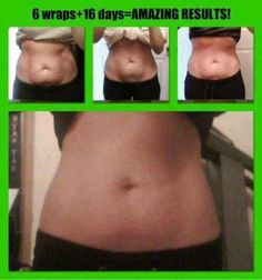 """It Works! Like """"Magic"""" Look at these amazing results after just 6 wraps, which is 1 1/2 full treatments. Wow how excited are you to get 4 wraps for $59 as a loyal customer? What are you waiting for? Order 4 wraps now!! charlene@wraps2beauty.com www.wraps2beauty.com Weight Loss, Weight Management, Healthy Supplements, Beauty Products :D"""