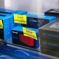 Compruébalo! La más amplia variedad de productos #Vorago están en nuestra nueva tienda #SERCCOM313