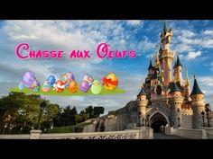 [DISNEYLAND PARIS] Chasse aux Oeufs - Debut de Spring [HD] - YouTube