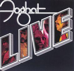 "Foghat ""Live"" 1977"