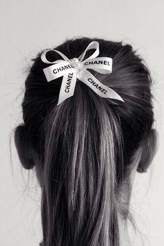 Chanel ribbon ❤️❤️❤️