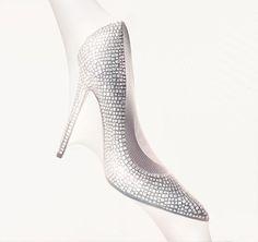 Luxury Jimmy Choo Bride Shoes