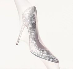 Jimmy Choo Wedding Shoes #Brautschuhe #Brautmode