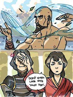 Restrain yourself, Lin.