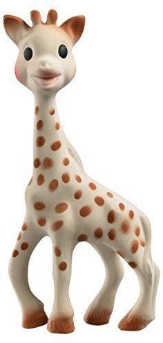 Sophie die Giraffe im Geschenkkarton Sophie la girafe http://www.amazon.de/dp/B000IDSLOG/ref=cm_sw_r_pi_dp_Yykrwb1SNGY5Q