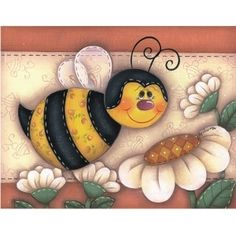 Auto adesivo abelha