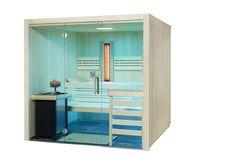 LED-Farblicht mit Fernbedienung für Infrarot- und Saunakabinen Kabine, Sauna, Divider, Wellness, Led, Room, Furniture, Home Decor, Remote