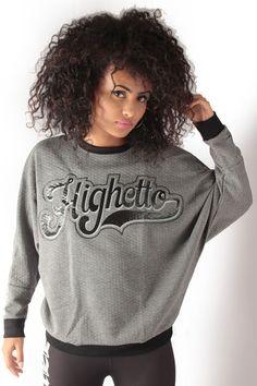 WOMEN – www.urbanwear.co HODDIE - BRAND: WATCHA TRUCHA