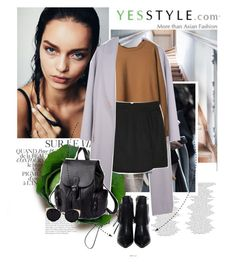 """""""Cyber Monday Sale - YesStyle.com"""" by anxhela-beluli ❤ liked on Polyvore featuring Villain, Bela, Barneys New York, migunstyle, centsshop, Una-Home, yesstyle, blackfriday and cybermonday"""