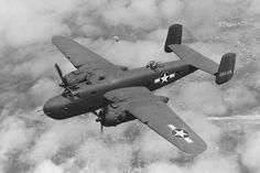 aviones de guerra de estados unidos | Aviones de combate de la II Guerra Mundial (VI) – North American B ...
