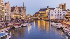 Gante, Brujas y Ostende, tres perlas para enamorarte de Flandes