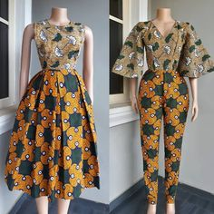 2019 Best of Trending Ankara Styles - Naija's Daily African Fashion Ankara, Latest African Fashion Dresses, African Print Dresses, African Print Fashion, African Wear, African Attire, African Outfits, Nigerian Fashion, African Prints