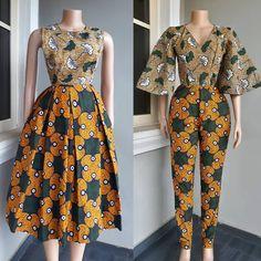 2019 Best of Trending Ankara Styles - Naija's Daily African Fashion Ankara, Latest African Fashion Dresses, African Print Dresses, African Print Fashion, Nigerian Fashion, African Prints, Ankara Short Gown Styles, Trendy Ankara Styles, African Attire