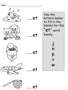 Kindergarten Phonics Practice Worksheet 3 - Coloring For Kids 2019 Phonics Lessons, Phonics Games, Phonics Worksheets, Kindergarten Worksheets, Worksheets For Kids, Kindergarten Colors, Preschool Learning Activities, Preschool Education, Learning Centers