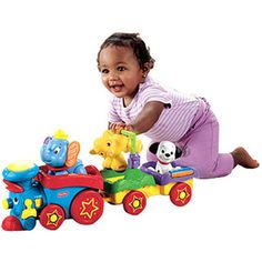 Fisher-Price Amazing Animals Sing-Along Choo Choo Play Set