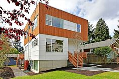 This passive beauty in Seattle is  51% more energy-efficient than its neighbors