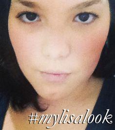 Ana recreating my 'No Makeup Look' tutorial http://www.lisaeldridge.com/video/17770/no-make-up-look-tutorial/ #MyLisaLook #Makeup #Beauty